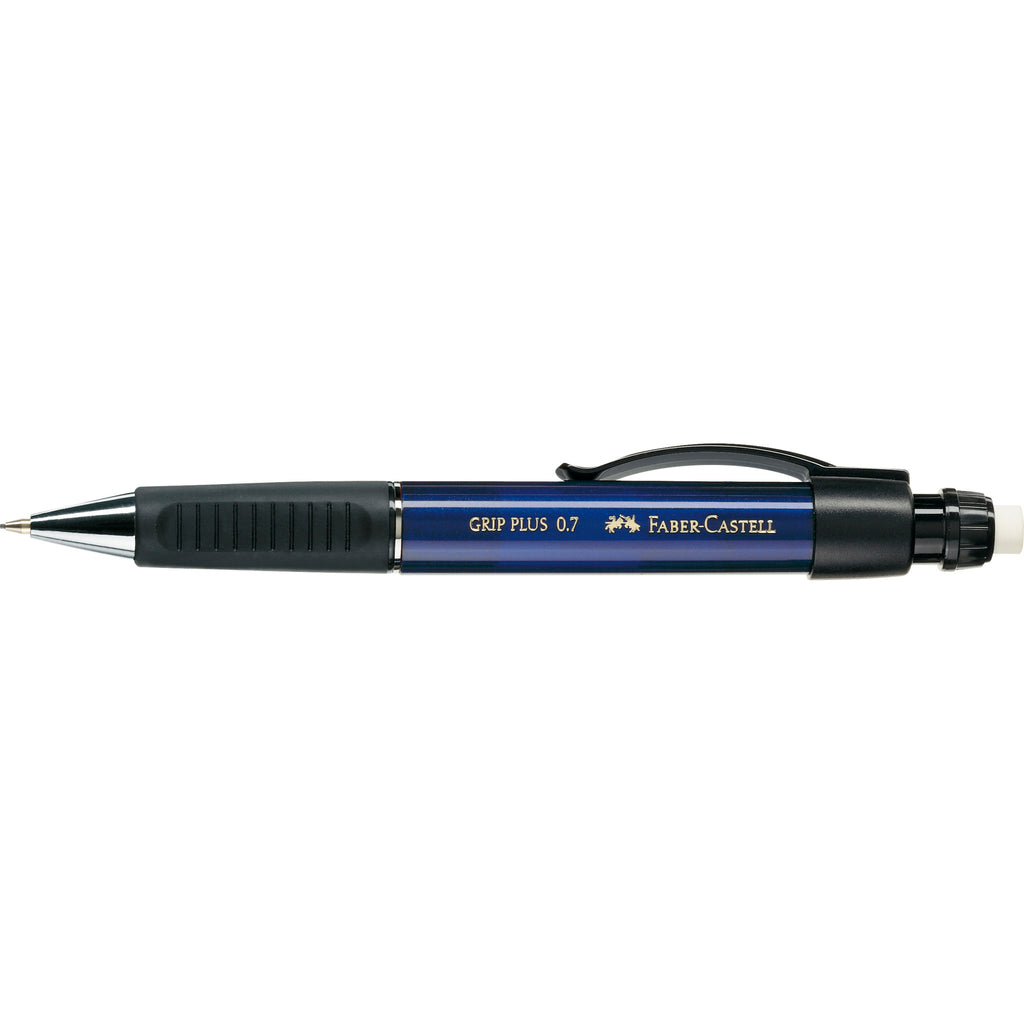 Grip Plus Mechanical Pencil, Metallic Blue - 0.7mm - #130732