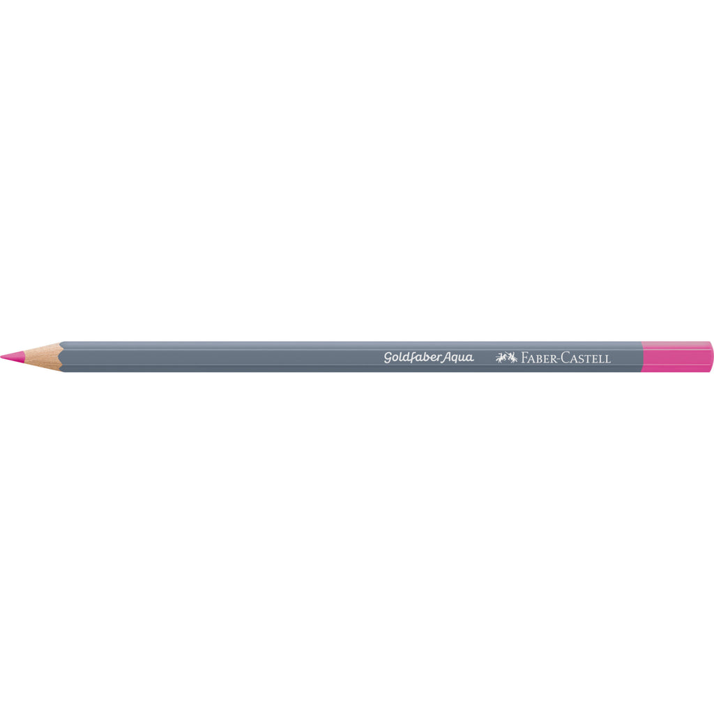 Goldfaber Aqua Watercolor Pencil - #123 Fuchsia - #114623