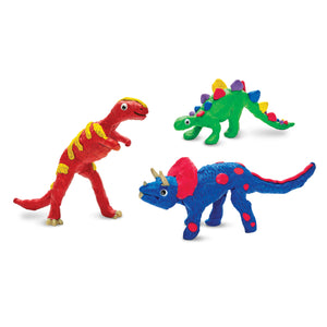 Create with Clay Dinosaurs - #6174000