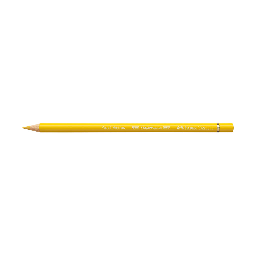 Polychromos® Artists' Color Pencil - #185 Naples Yellow - #110185
