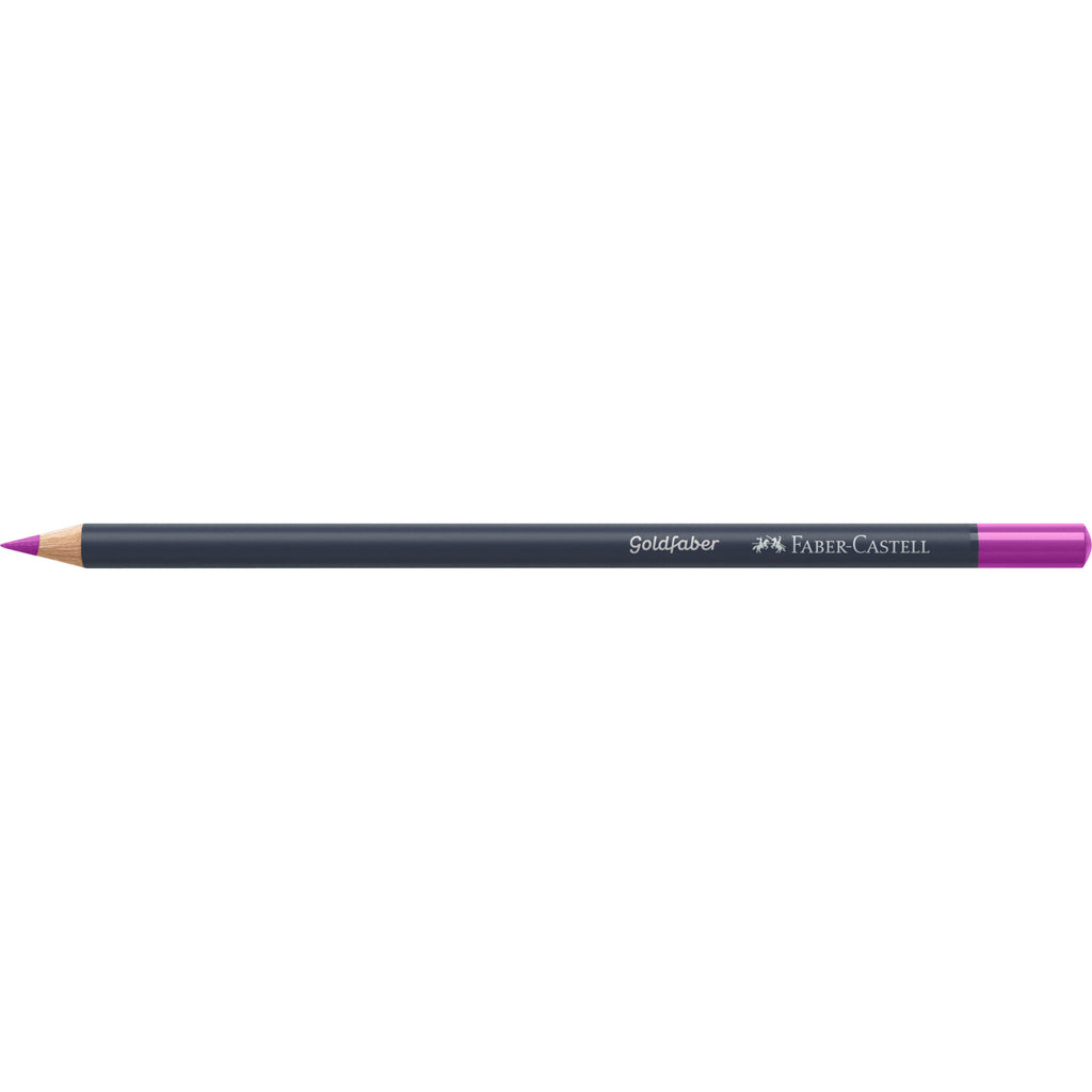 Goldfaber ™ Color Pencil - #125 Middle Purple Pink