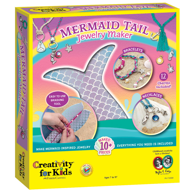 Mermaid Tail Jewelry Maker - #6172000