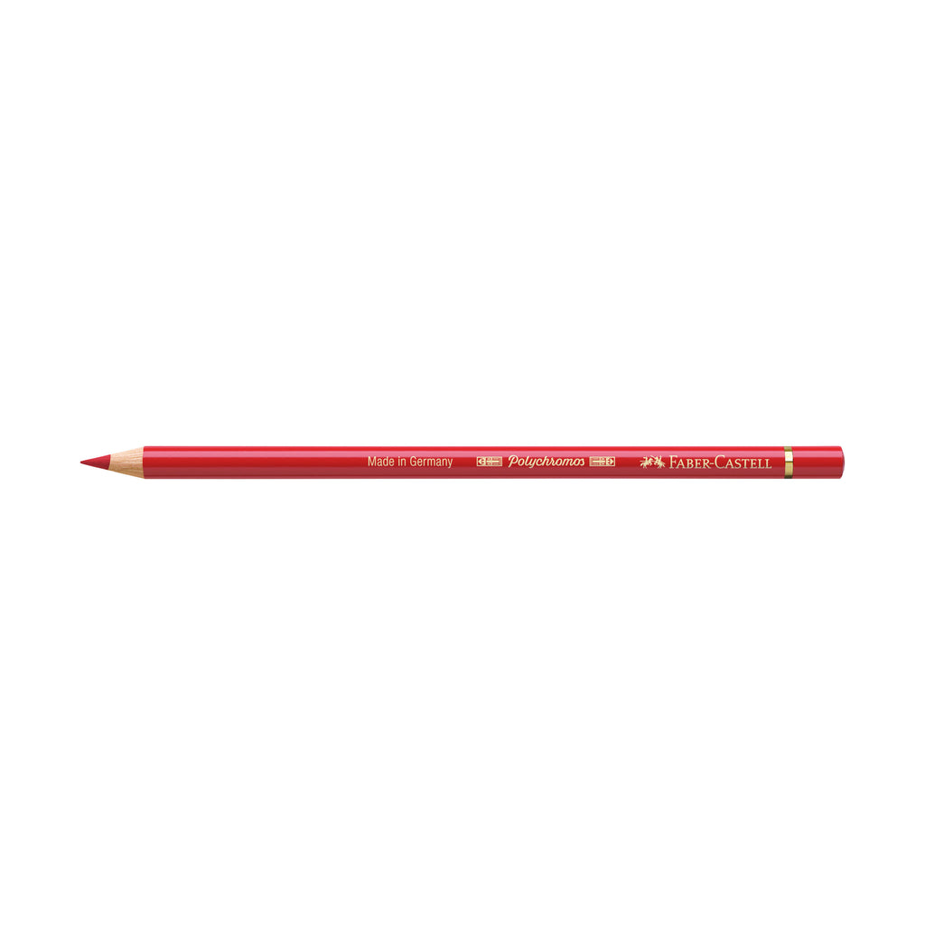 Polychromos® Artists' Color Pencil - #223 Deep Red - #110223