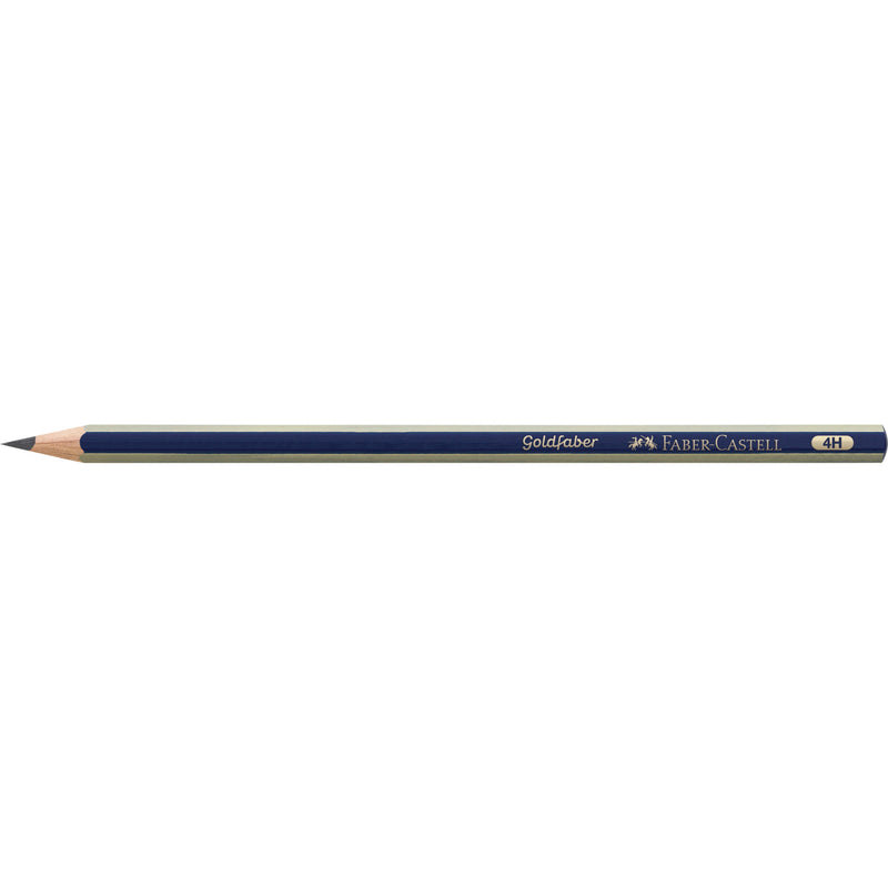 Graphite Sketch Pencils - 4H - #112514