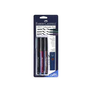 Pitt Artist Pens® Calligraphy - Set of 3 - #800077