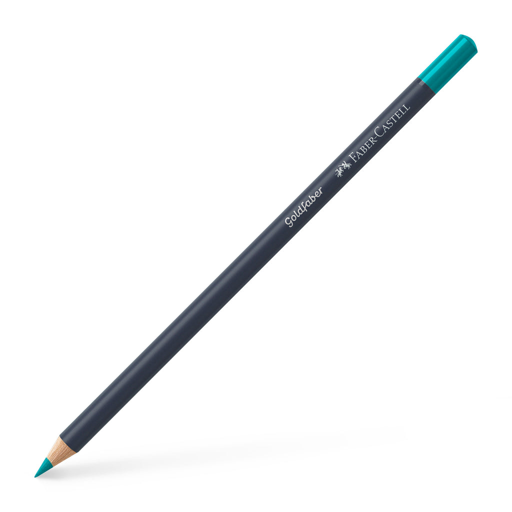 Goldfaber Color Pencil - #156 Cobalt Green - #114756