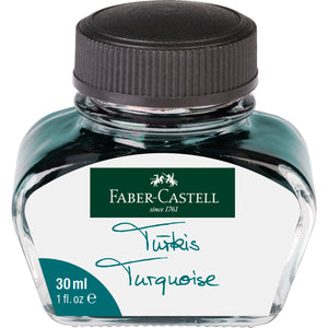 Fountain Pen Ink Bottle 30 ml - Turquoise - #149855