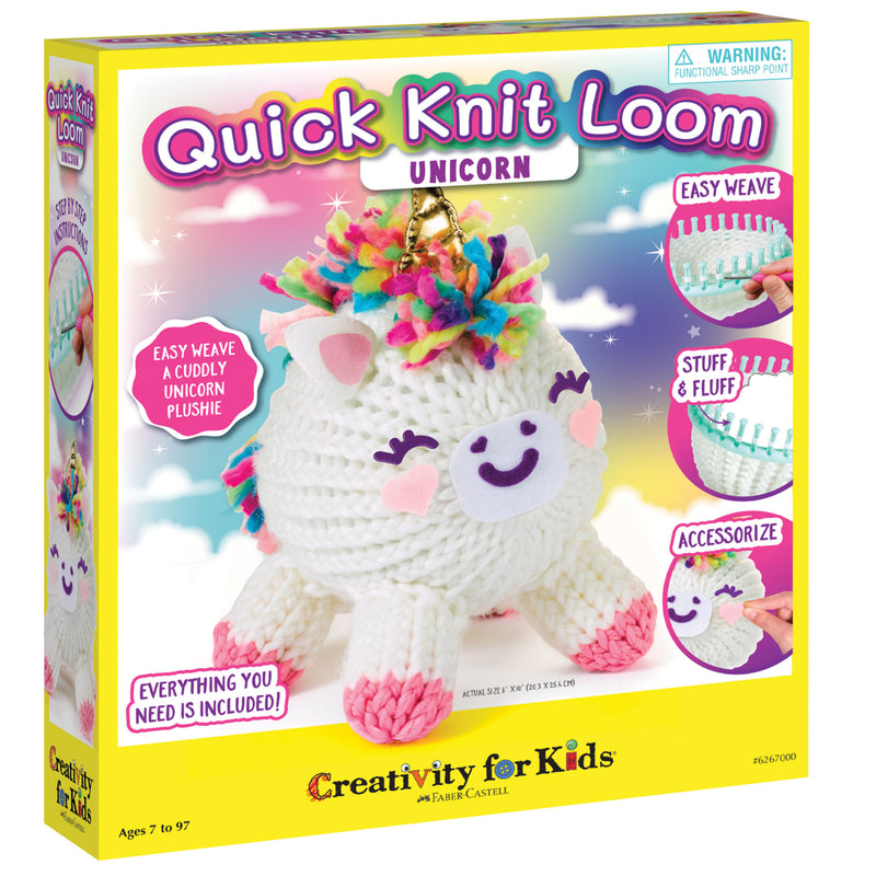 Quick Knit Loom Unicorn - #6267000