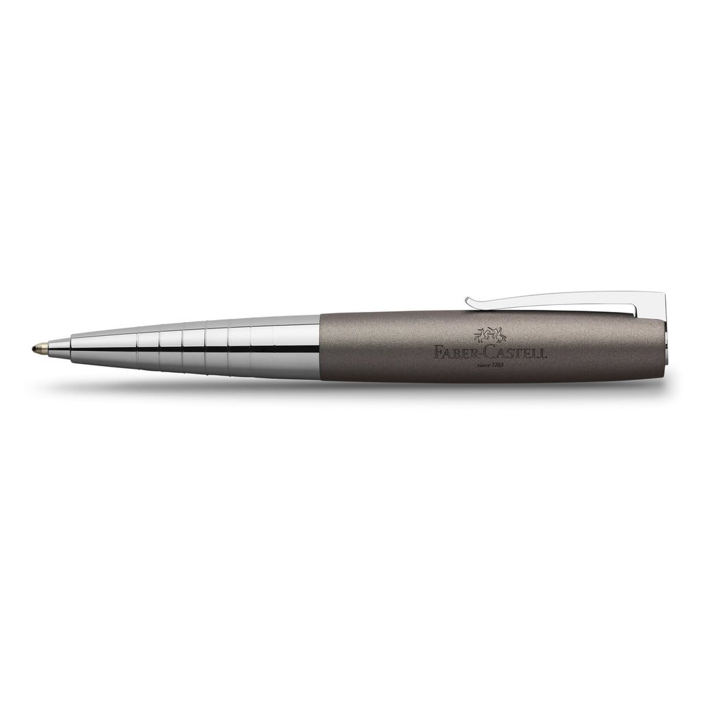 Loom Ballpoint Pen - Metallic Grey - #149106
