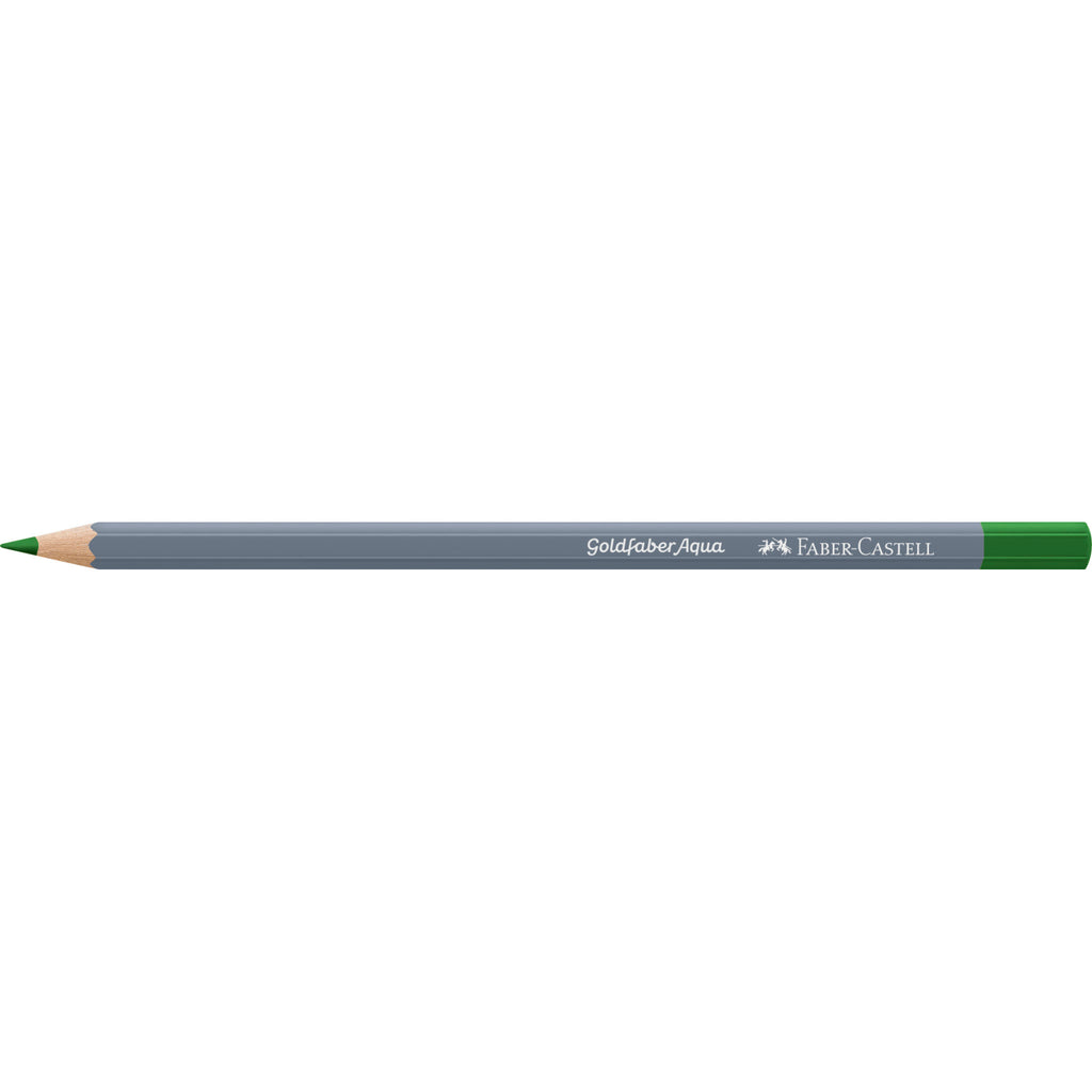 Goldfaber Aqua Watercolor Pencil - #166 Grass Green - #114666