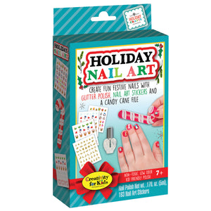 Holiday Nail Art Mini Kit