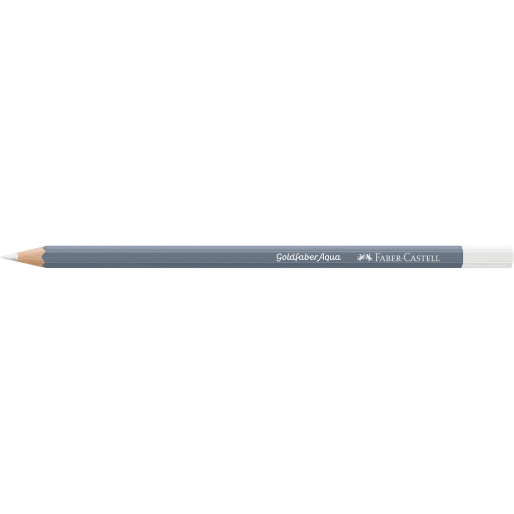 Goldfaber Aqua Watercolor Pencil - #101 White - #114601