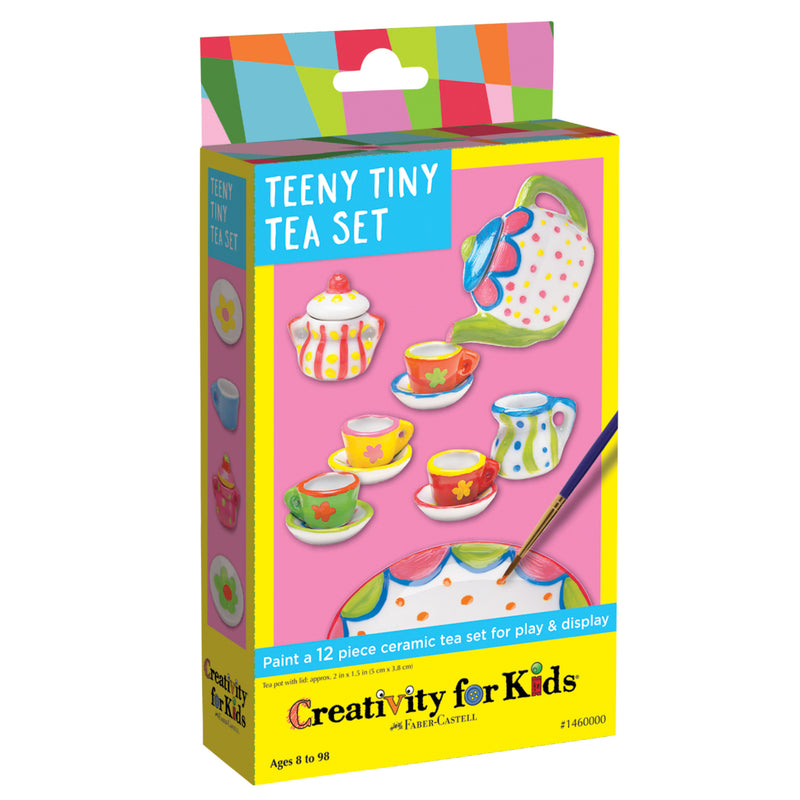 Teeny Tiny Tea Set - #1460000