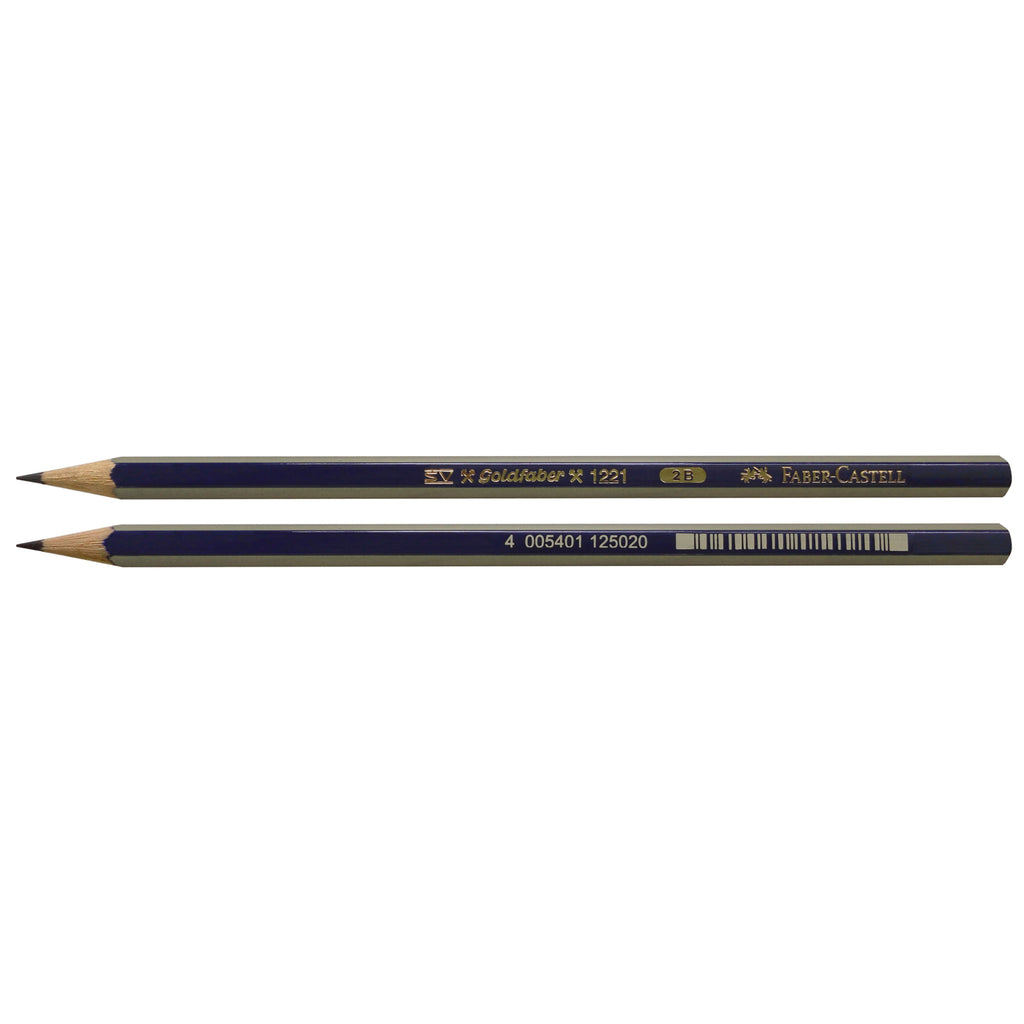 Graphite Sketch Pencils - 2B - #112502
