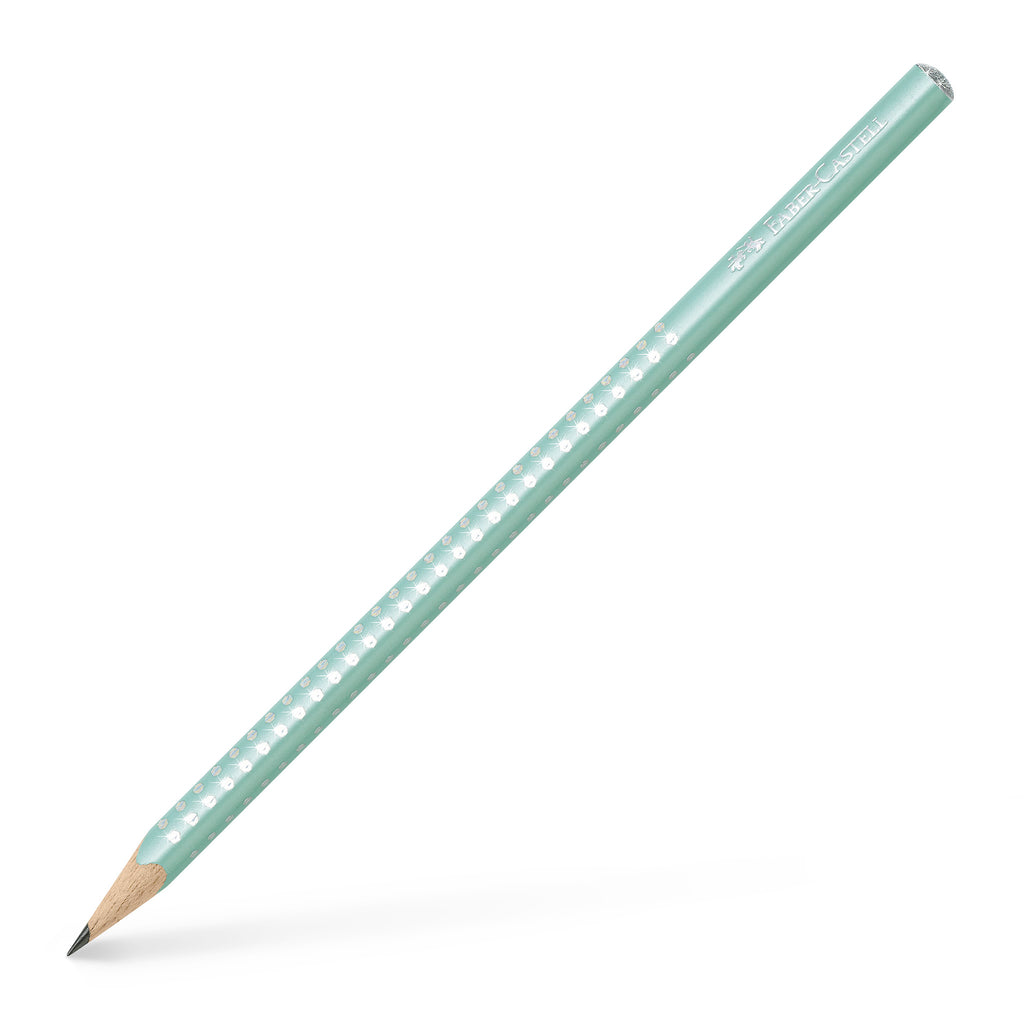 Sparkle Pencil - Pearl Mint
