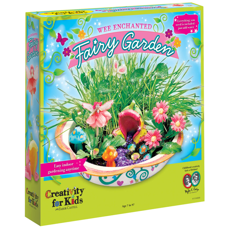 Wee Enchanted Fairy Garden - #1114000