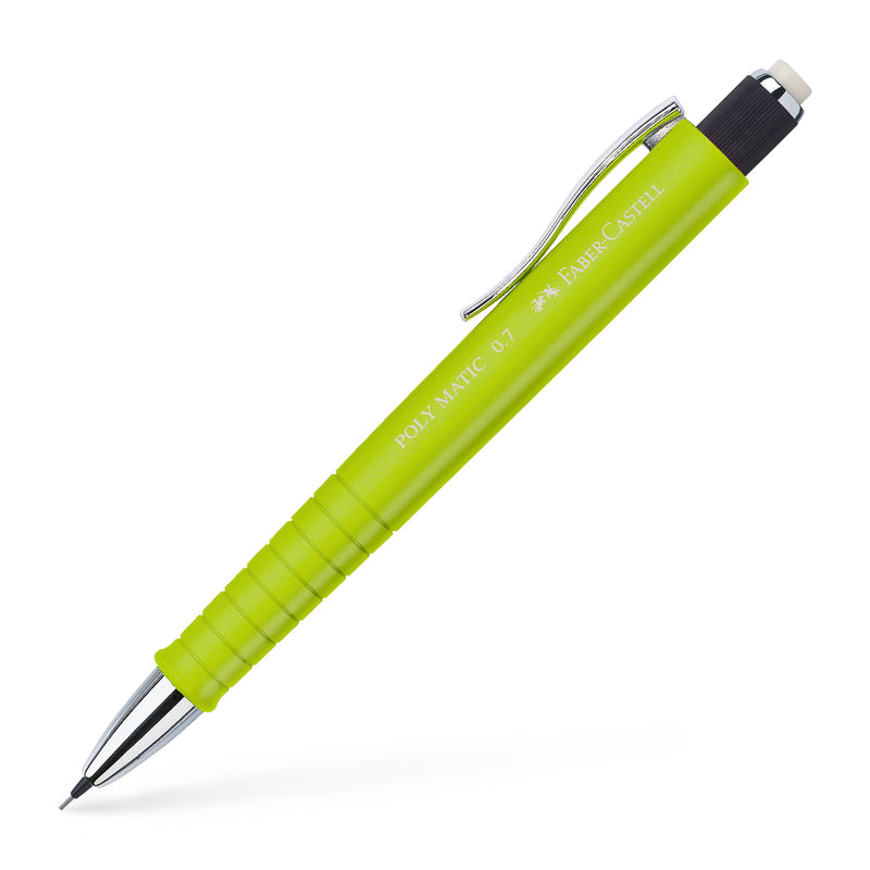 Poly Matic Mechanical Pencil 0.7mm - Lime - #133364
