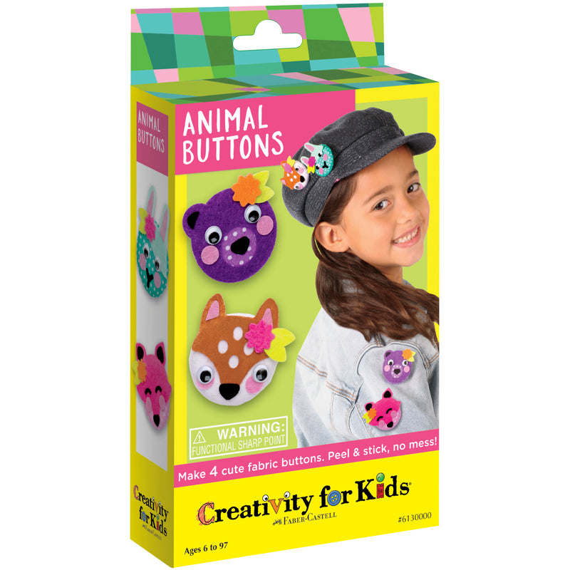 Animal Buttons - #6130000