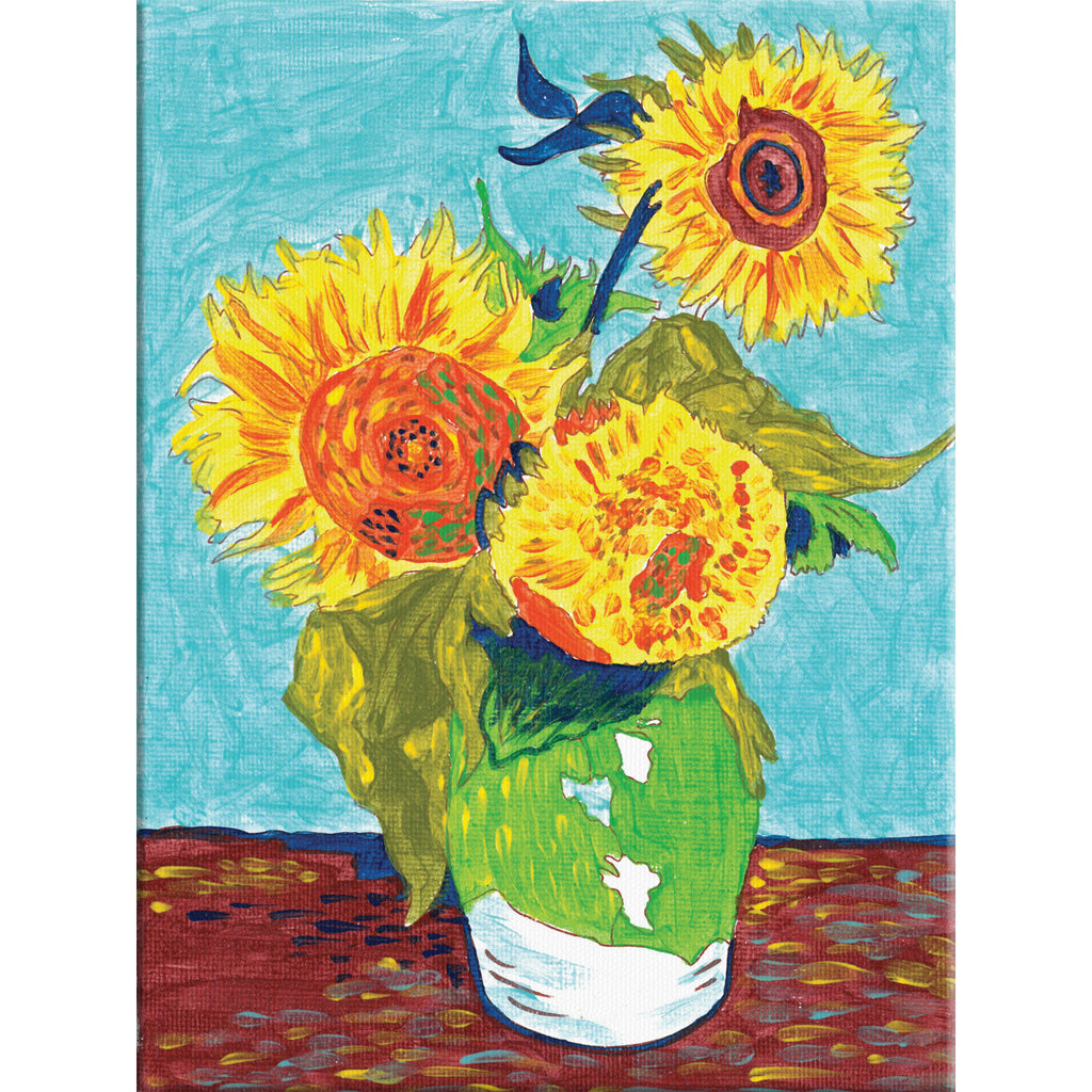 Paint by Number Museum Series - Sunflowers - #14314