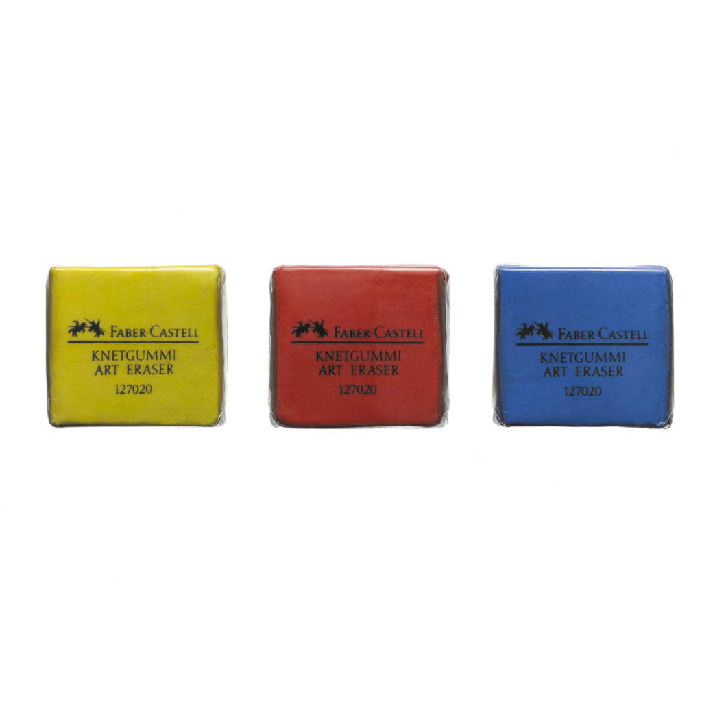 Kneadable Colored Art Erasers - Set of 2 - #127120