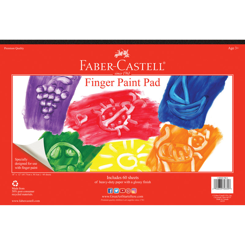 Finger Paint Pad - #14529