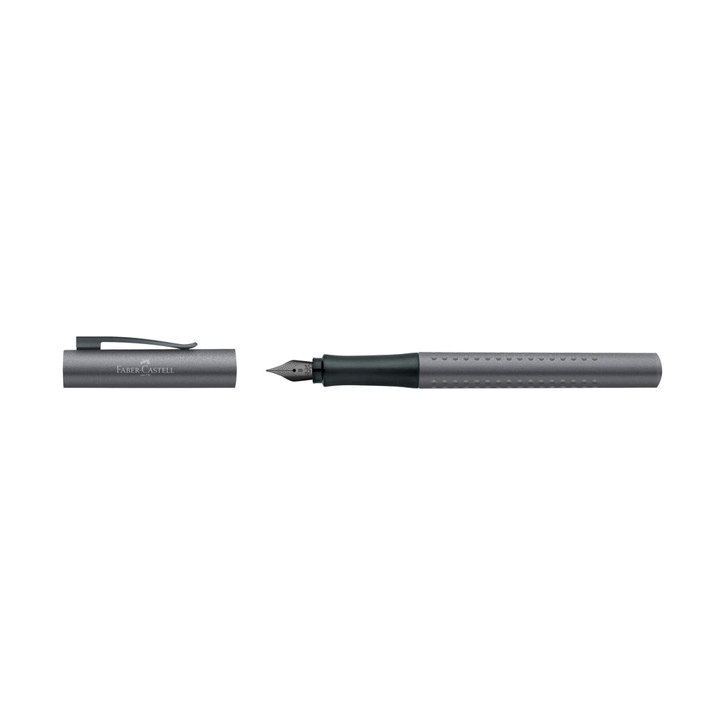 Grip 2011 Fountain Pen, Anthracite - Broad - #140945
