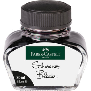 Fountain Pen Ink Bottle 30ml - Black - #149854