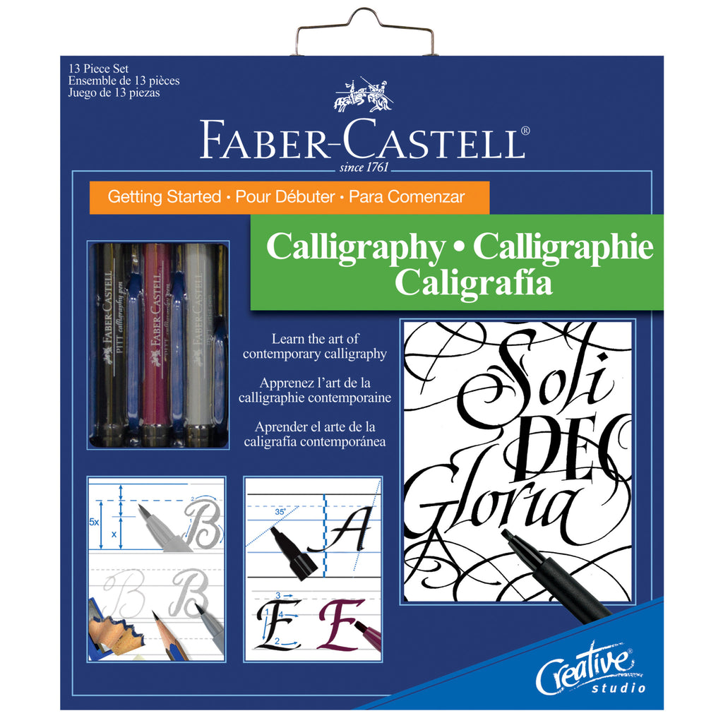 Getting Started with Calligraphy