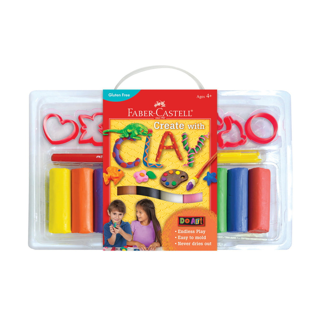 Do Art Create with Clay