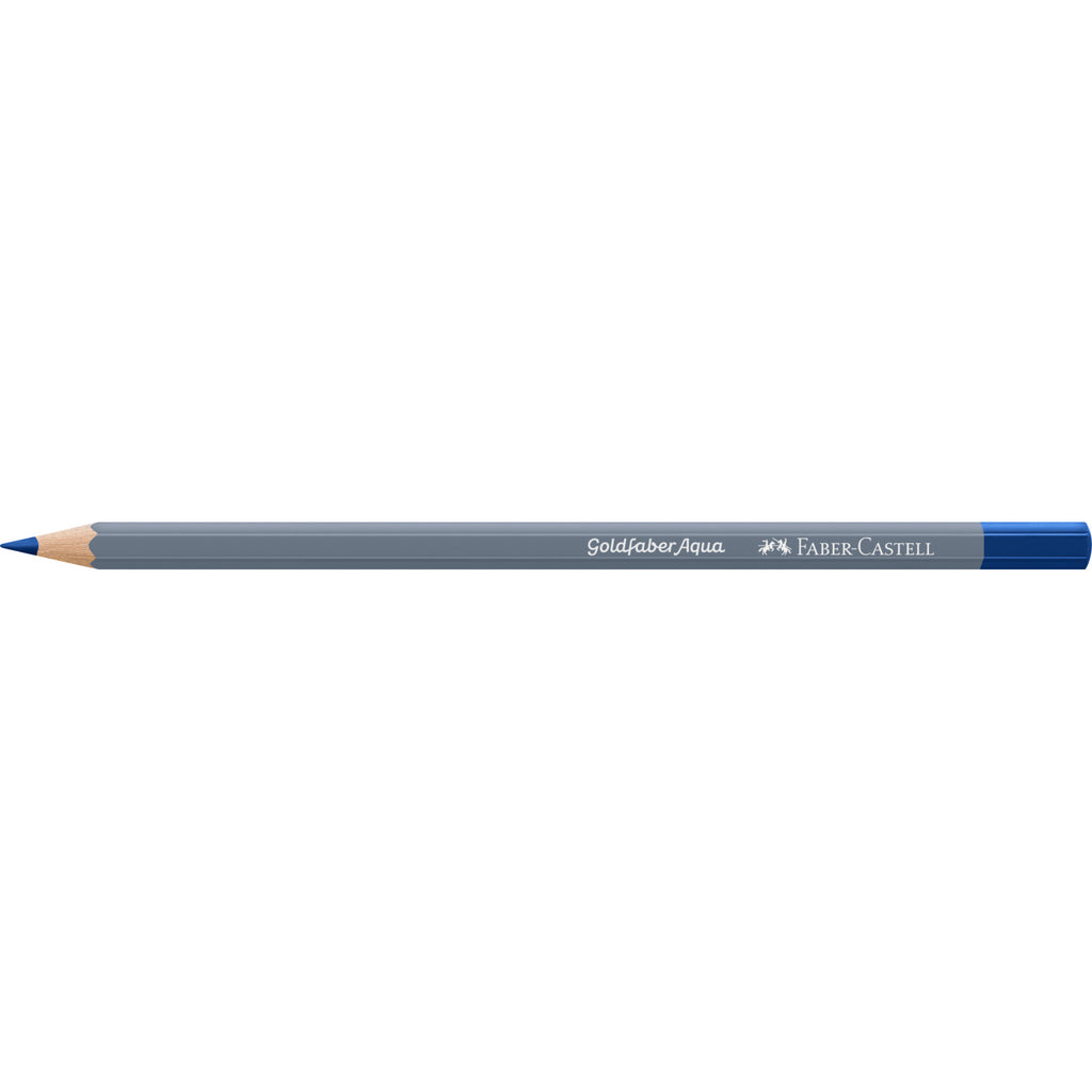 Goldfaber ™ Aqua Watercolor Pencil - #151 Helioblue-Reddish