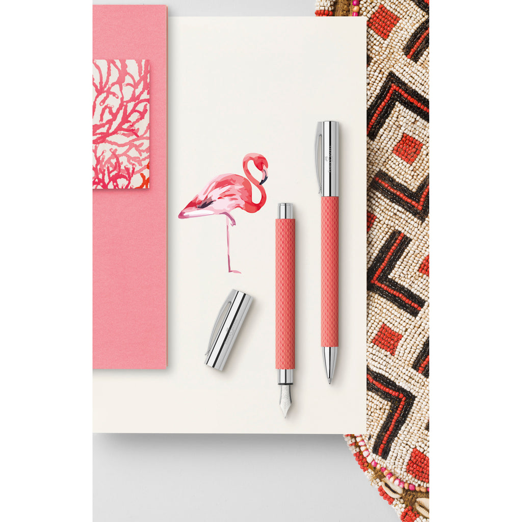 Ambition Ballpoint Pen - OpArt Flamingo - #149617