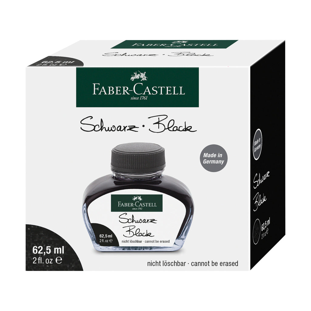 Ink Bottle 62.5 ml - Black