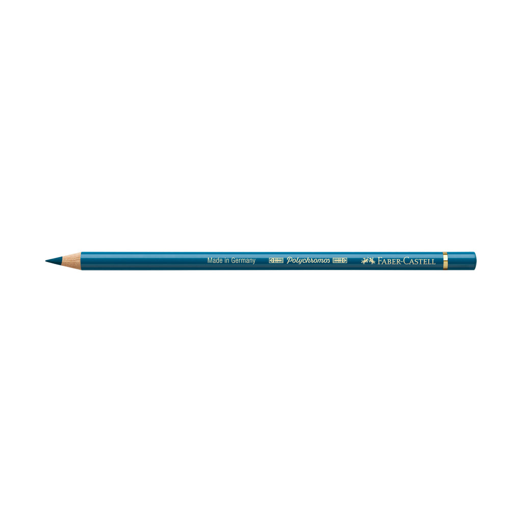 Polychromos® Artists' Color Pencil - #155 Helio Turquoise - #110155