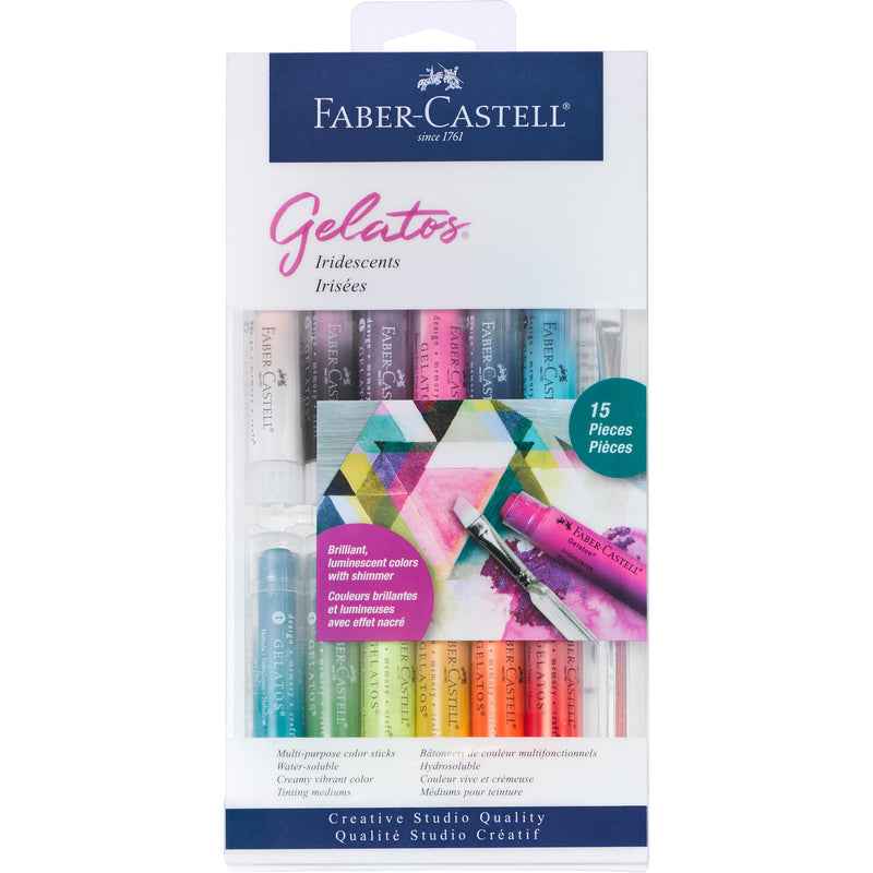 Gelatos® Iridescent - 15 Piece Set - #770175