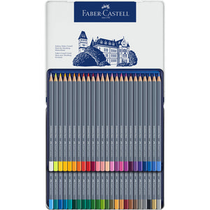 Goldfaber Aqua Watercolor Pencils - Tin of 48 - #114648