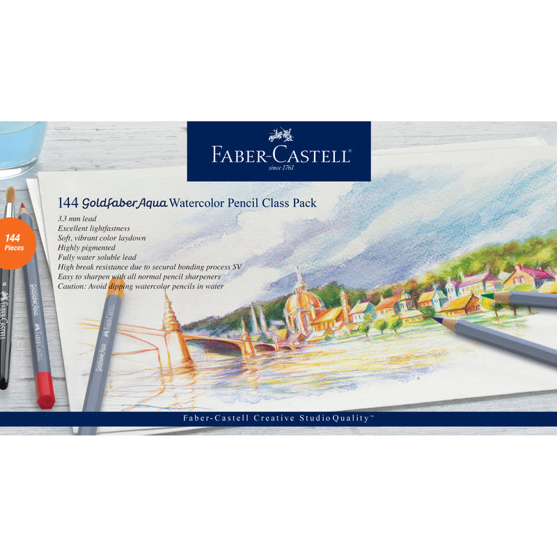 Goldfaber Aqua Watercolor Pencil Class Pack - #900028