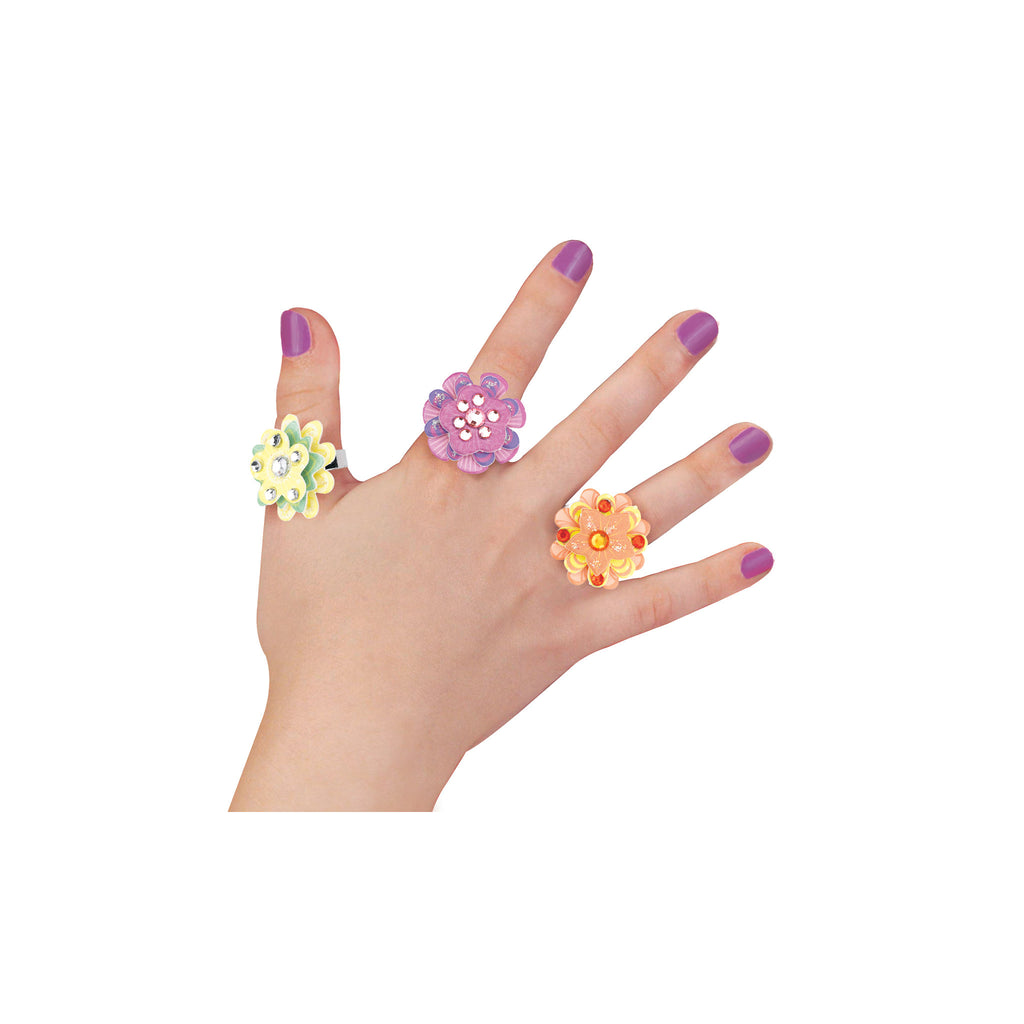 Rhinestone Rings Mini Kit - #1995000
