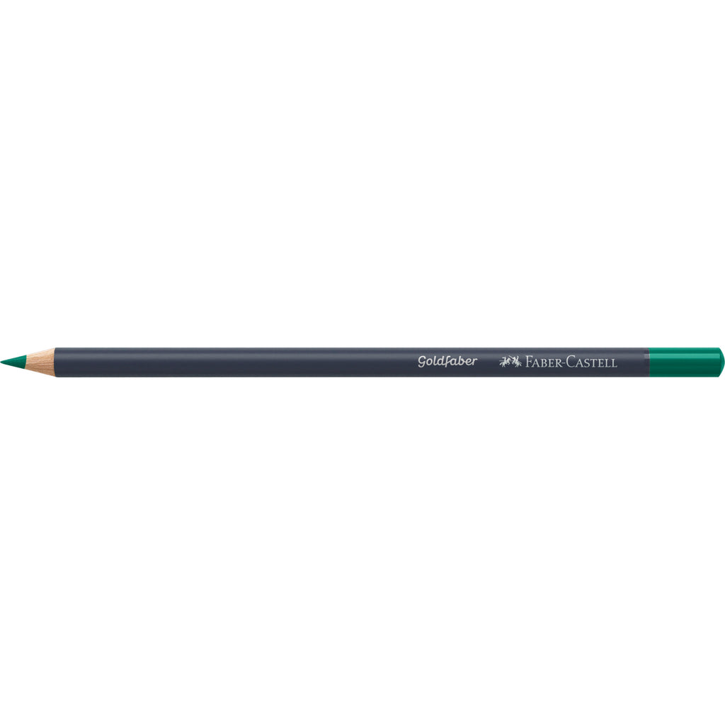 Goldfaber ™ Color Pencil - #163 Emerald Green