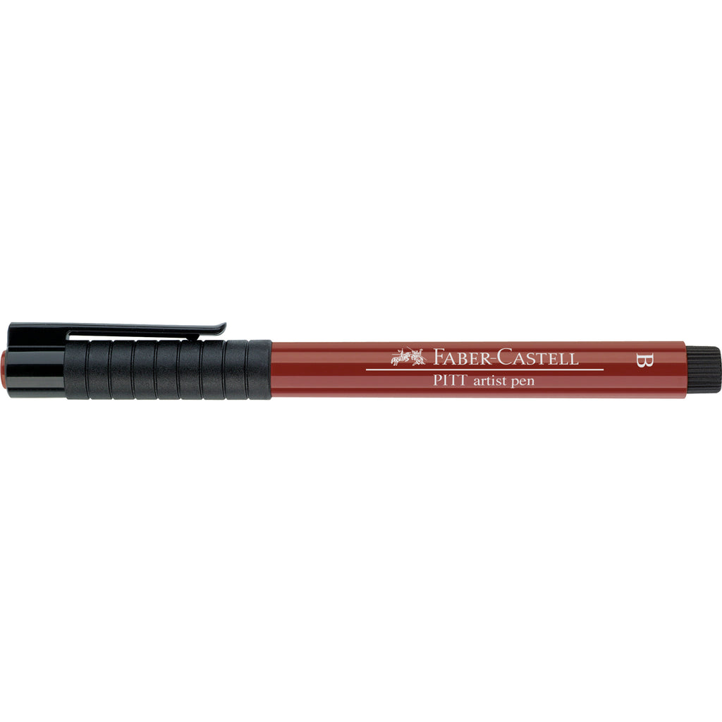 Pitt Artist Pen® Brush - #192 Indian Red - #167492