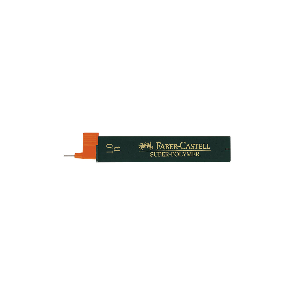 Pencil lead refill 1.0mm - B - #120901