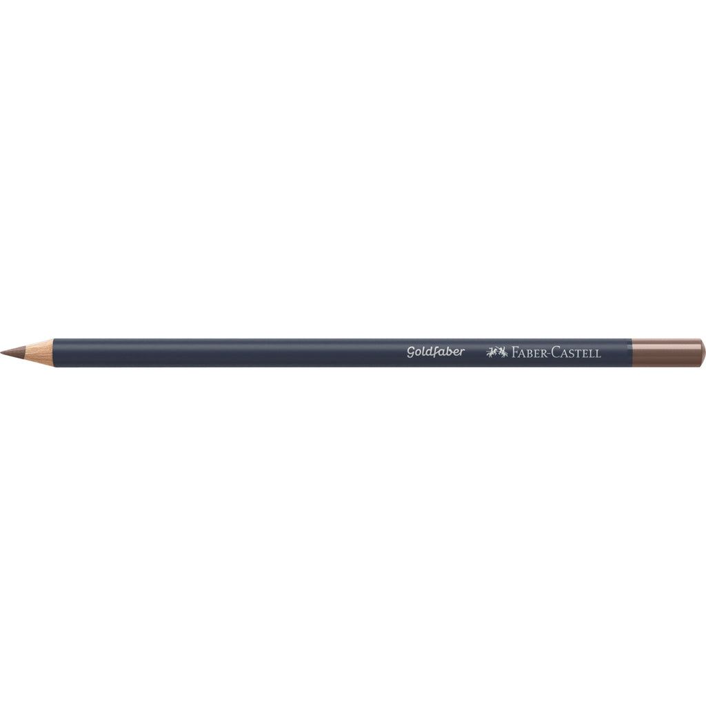 Goldfaber ™ Color Pencil - #176 van Dyck Brown