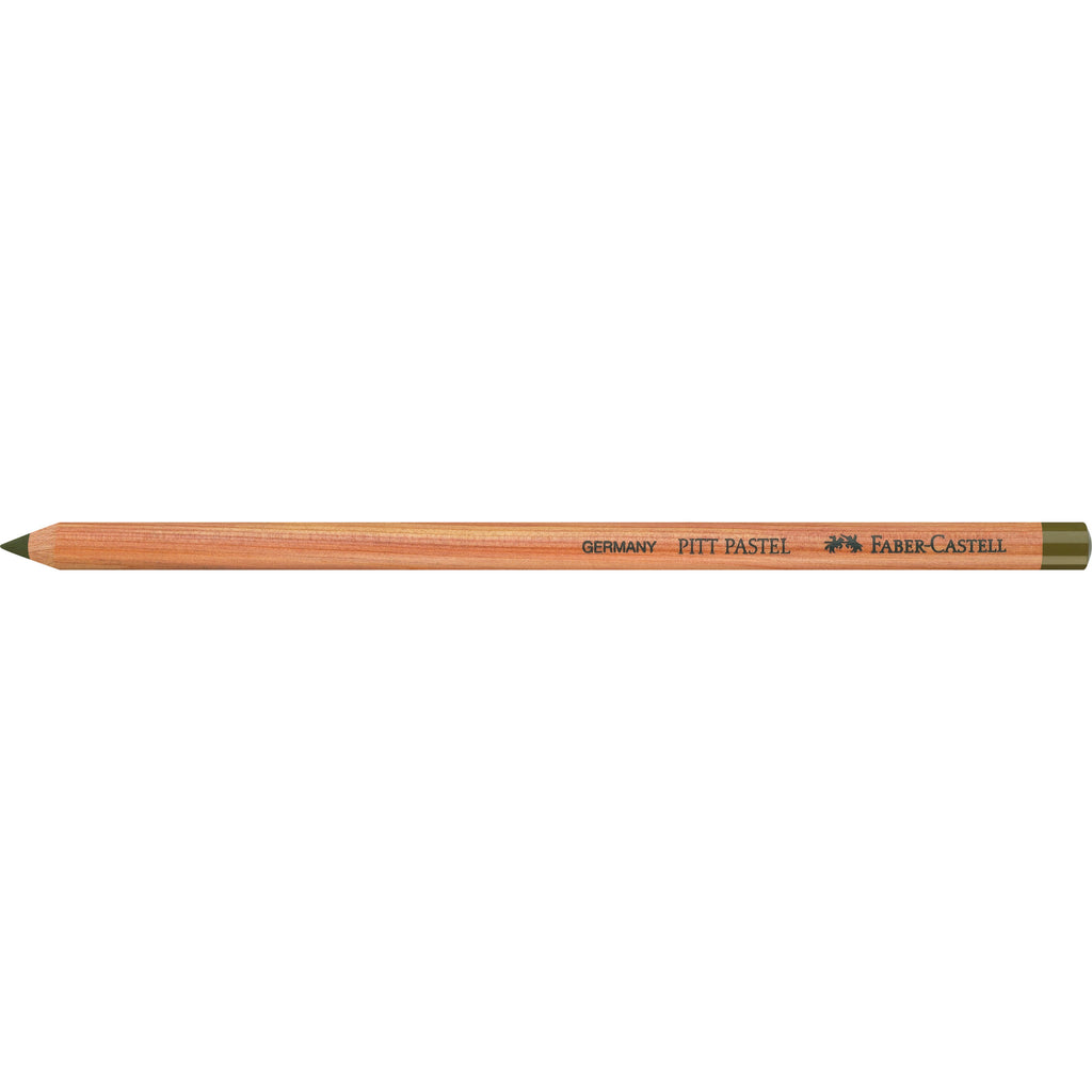 Pitt® Pastel Pencil - #173 Olive Green Yellowish - #112273