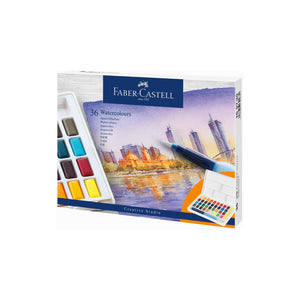 Watercolors in Pans 36ct - #FC169736