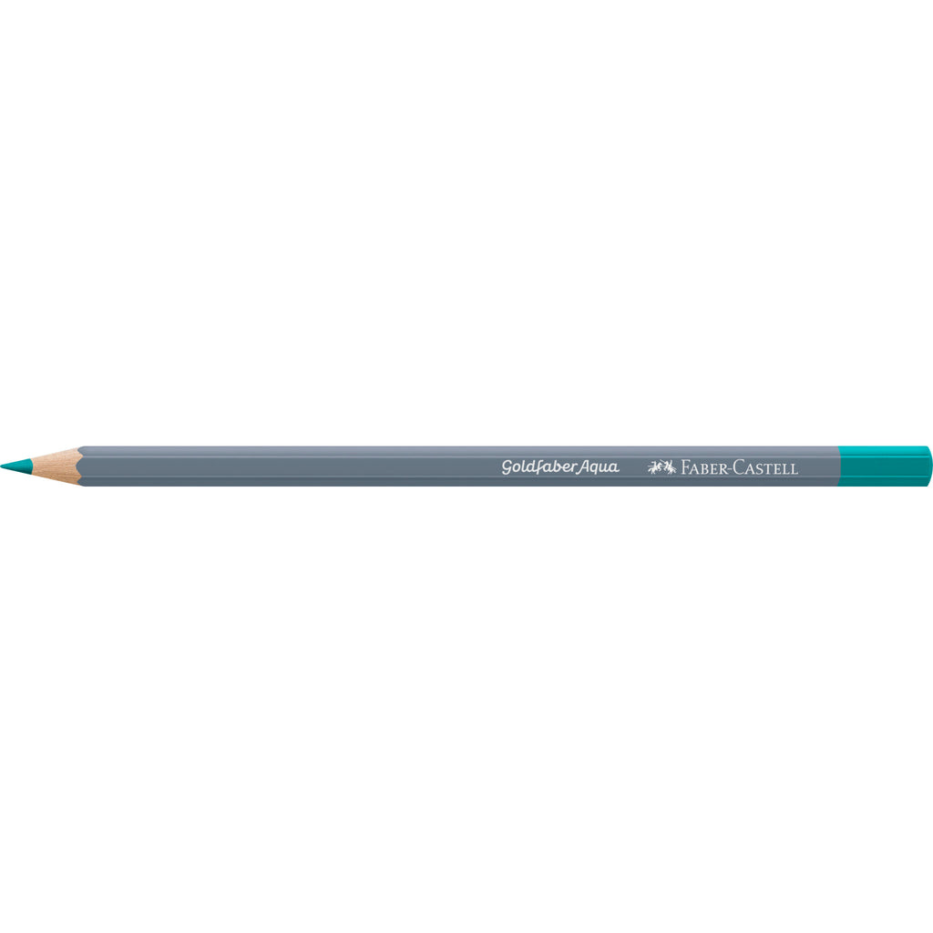 Goldfaber ™ Aqua Watercolor Pencil - #156 Cobalt Green