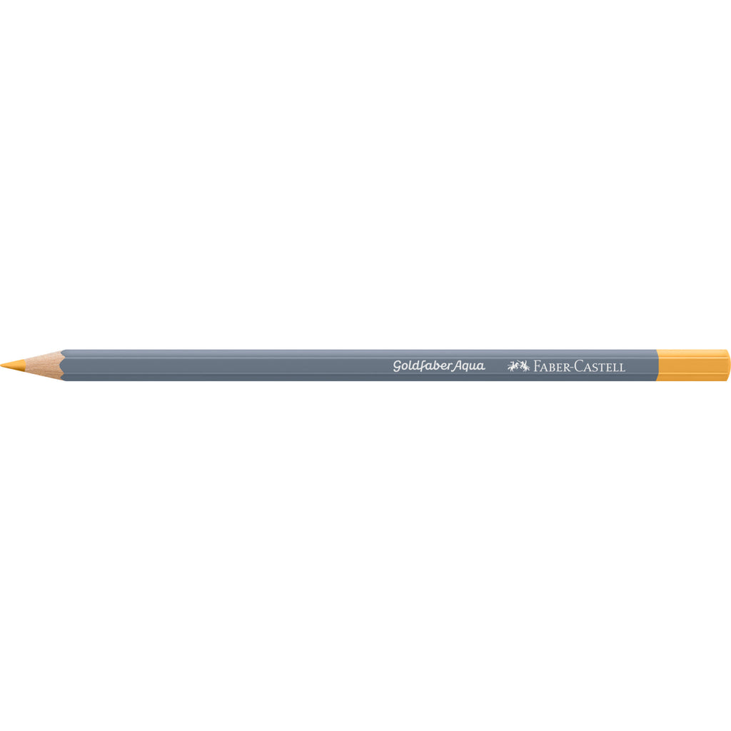 Goldfaber Aqua Watercolor Pencil - #183 Light Yellow Ochre - #114683