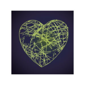 String Art Heart Light - #6180000
