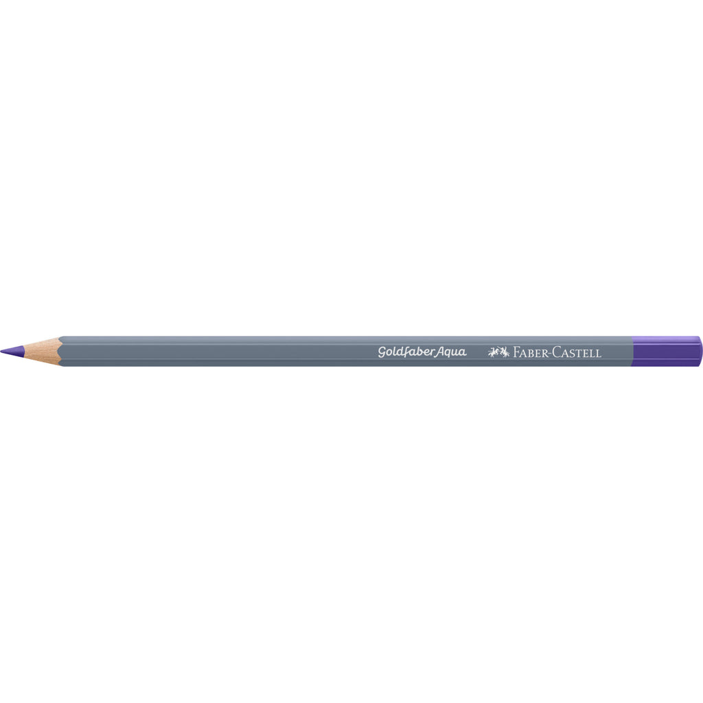 Goldfaber Aqua Watercolor Pencil - #136 Purple Violet - #114635