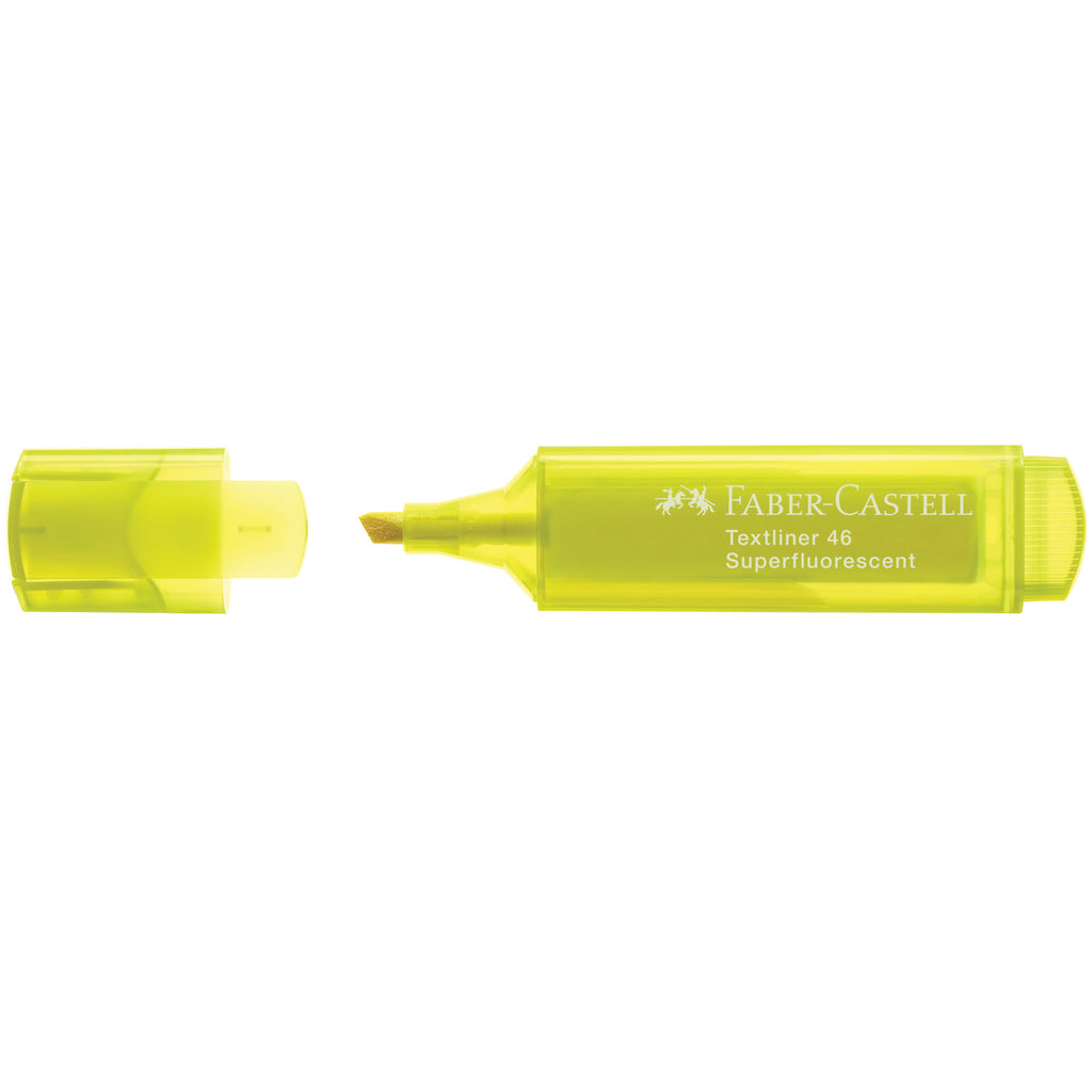Highlighter Textliner 46  Wallet of 8 - Superflourescent - #154662