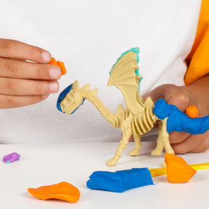 Create with Clay Mythical Creatures - #6229000