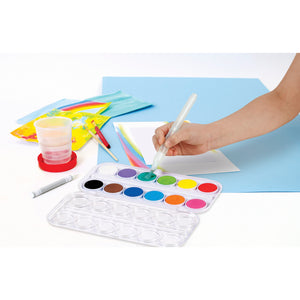 Young Artist Learn to Watercolor - #14332